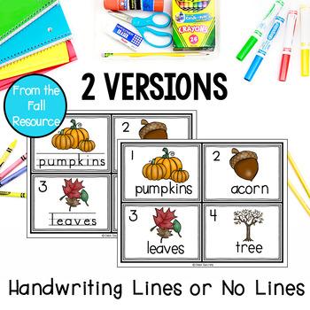 Write the Room - Fall Bundle
