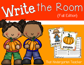 Write the Room {Fall Edition}