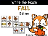 Write the Room: Fall Edition