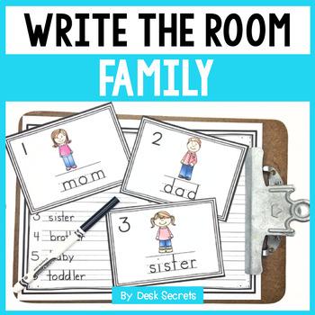 Write the Room - Family