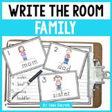 Write the Room Family