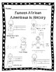 Write the Room-Famous African Americans