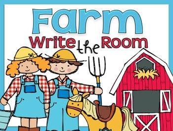 Write the Room {Farm}
