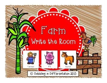 Farm Write the Room