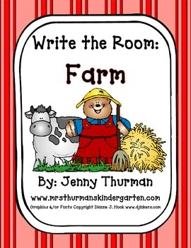 Write the Room: Farm
