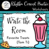 Write the Room Favorite Treats Tam Ti