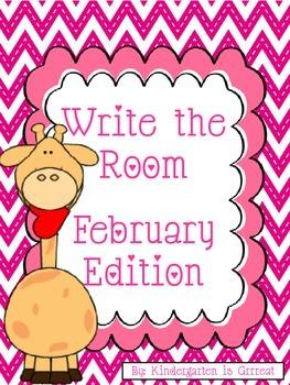 Write the Room - February