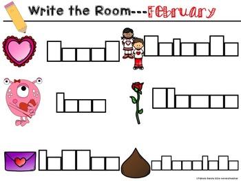 Write the Room-February