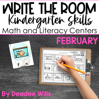 Write the Room K: February