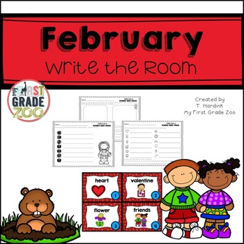 Write the Room - February