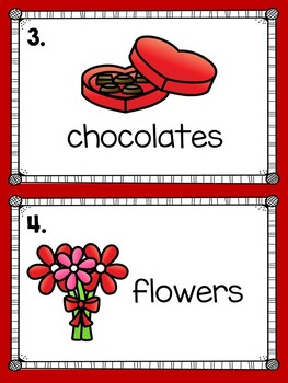 Write the Room - February - Valentine