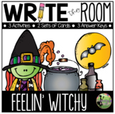 Write the Room: Feelin' Witchy Edition