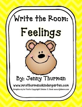 Write the Room: Feelings