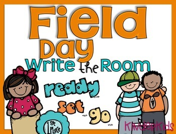 Write the Room {Field Day}