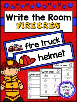 Write the Room - Fire Crew