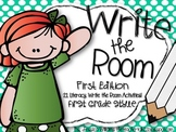 Write the Room First Grade {21 Literacy Activities}