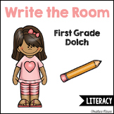 Write the Room - First Grade Dolch Words