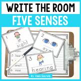 Write the Room Five Senses