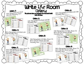 Write the Room {Flower Garden}