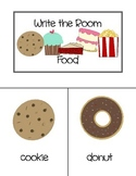 Write the Room: Food