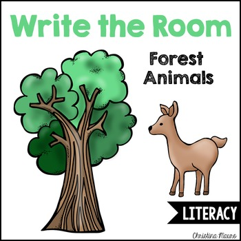 Write the Room - Forest Animals