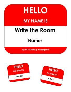 Write the Room - Full Year Set
