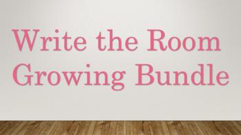Write the Room **GROWING BUNDLE**