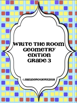 Write the Room - Geometry Edition