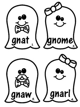 Write the Room Ghost Letters