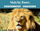 Write the Room: Grassland Animals