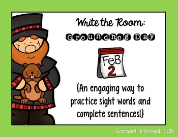 Write the Room: Groundhog Day