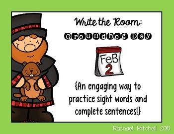 Write the Room: Groundhog Day
