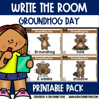 Write the Room- Groundhog Day