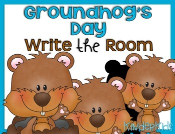 Write the Room {Groundhog's Day}