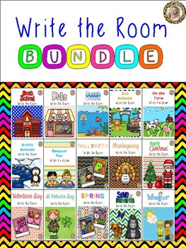 Write the Room {Growing Bundle}