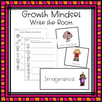 Write the Room - Growth Mindset