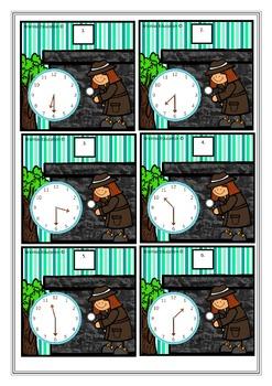 Write the Room - Half Hour Times