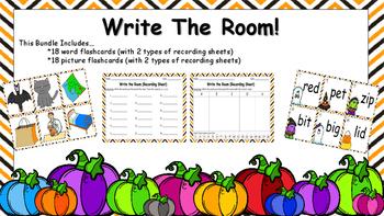 Write the Room (Halloween)