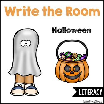 Write the Room - Halloween