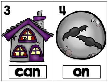 Write the Room {Halloween}