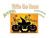 Write the Room: Halloween Arrays