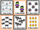Write the Room- Halloween Counting Cards Numbers 1-20