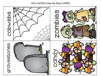 Write the Room (Halloween Edition)