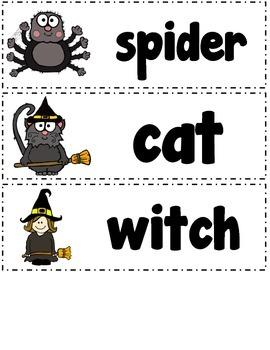 Write the Room - Halloween Set