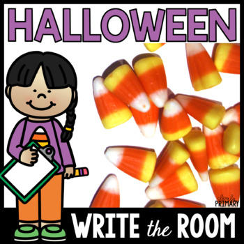 Write the Room: Halloween Words