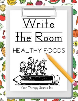 Write the Room Healthy Foods