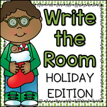 Write the Room {Holiday}