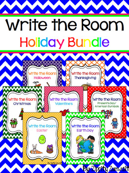 Write the Room - Holiday Bundle