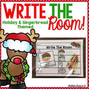 Write the Room - Holiday Themed