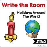 Write the Room - Holidays Around the World